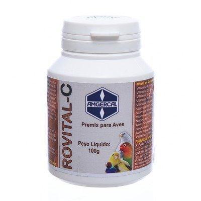 Amgercal - Rovital C 100G