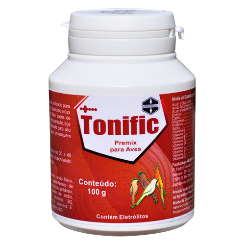 Amgercal - Tonific 100G