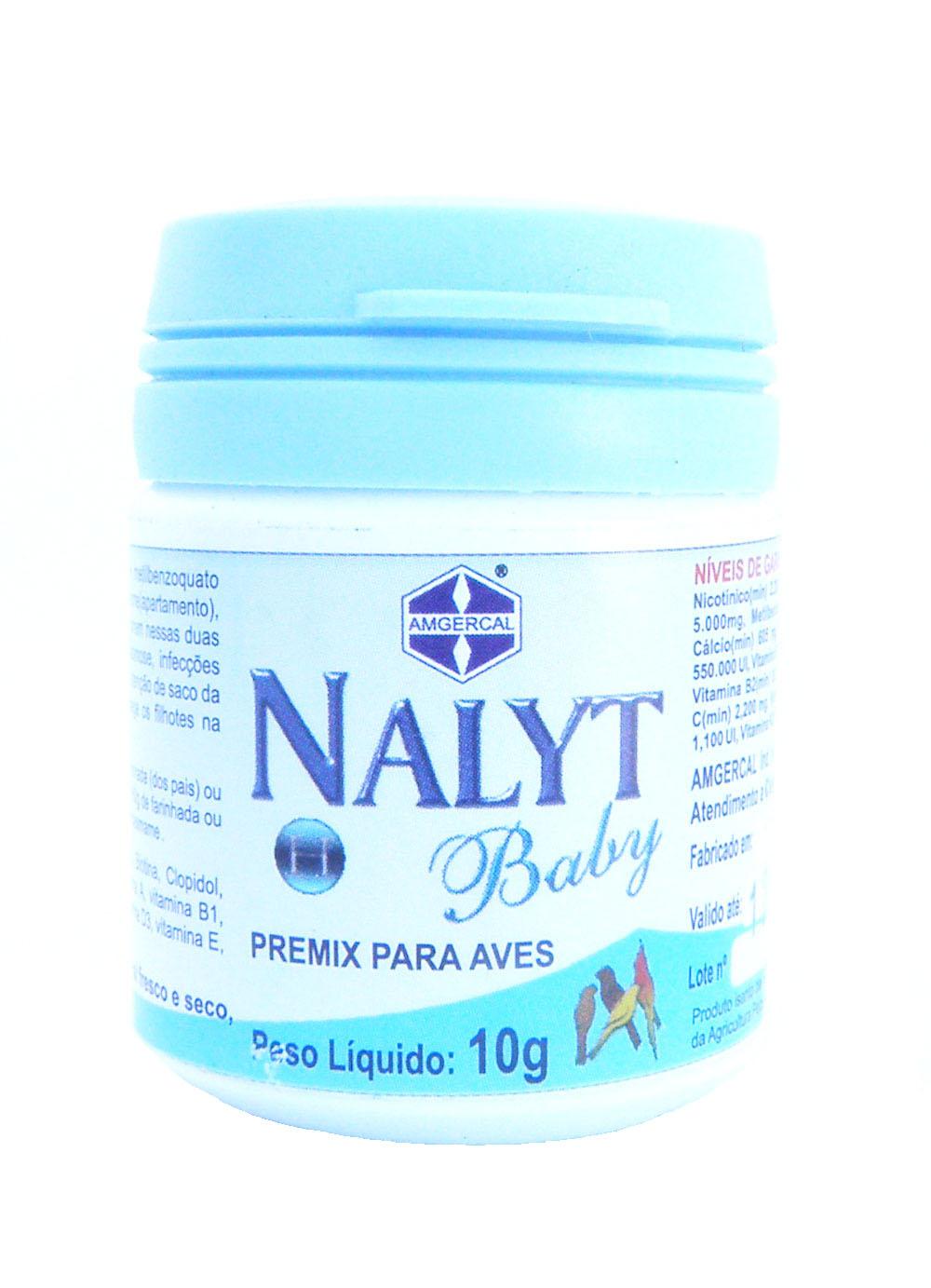 Amgercal - Nalyt H Baby - 10g