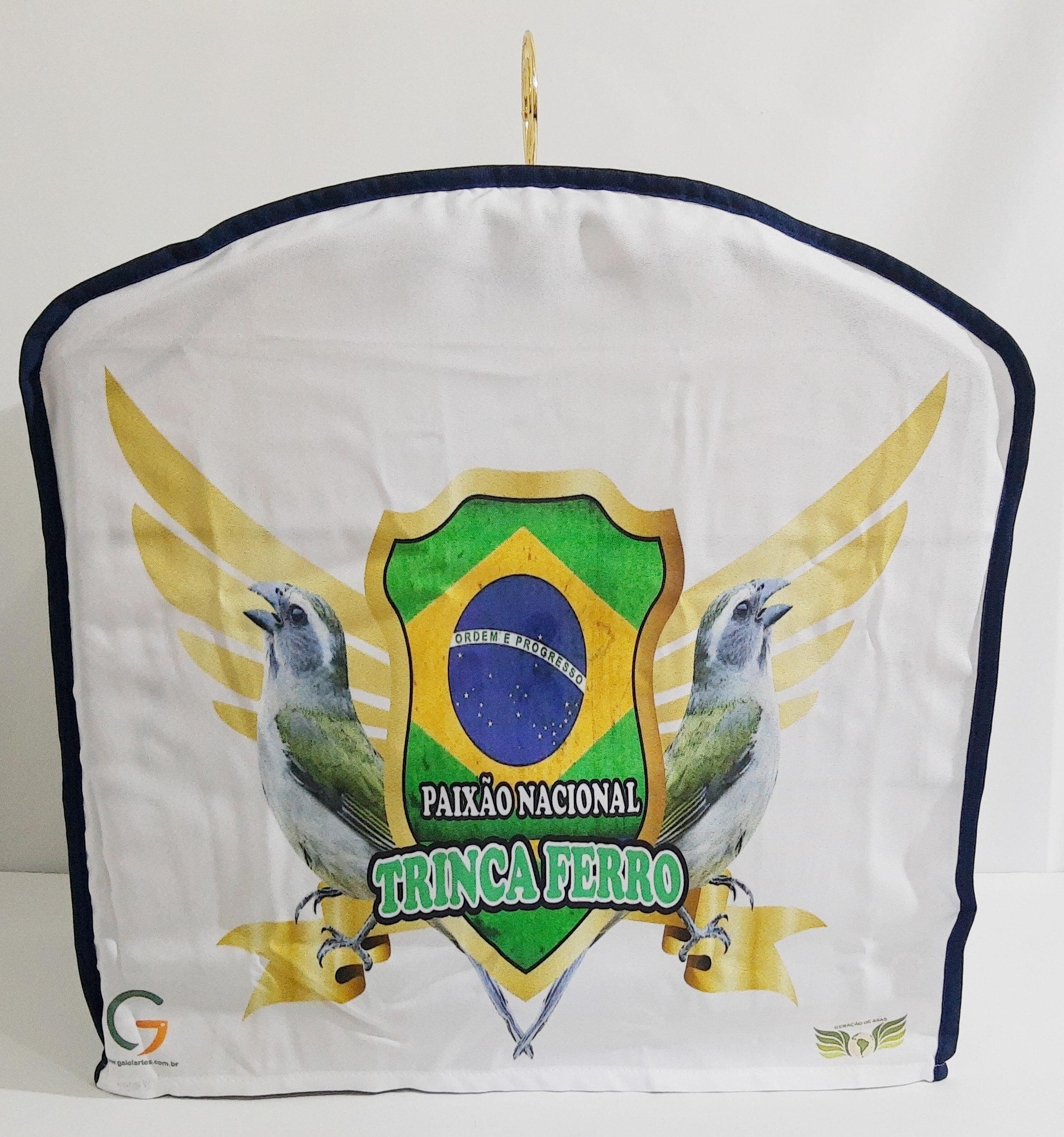 CAPA TRINCA S/ TELA