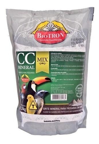 BIOTRON - CC MINERAL MIX 1,5KG