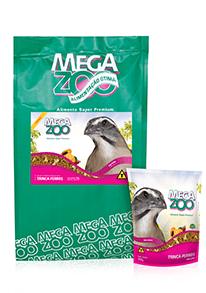 MEGAZOO - TRINCA FERRO FRUTAS 5KG