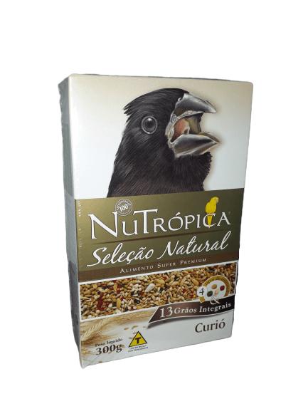 NUTRÓPICA - CURIÓ SELEÇÃO NATURAL - 300G