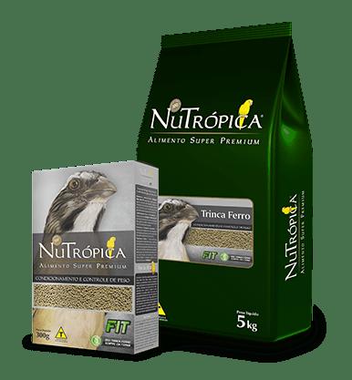 NUTRÓPICA - TRINCA FERRO FIT - 5KG