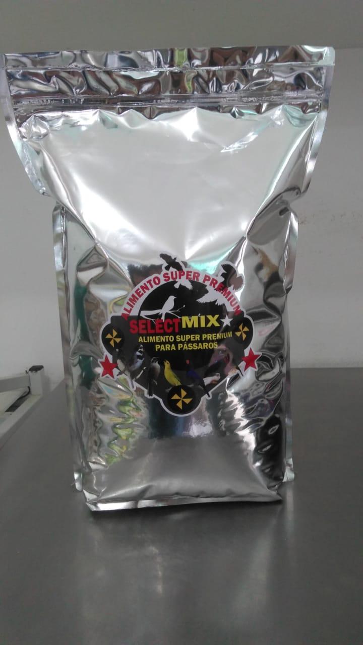 SELECT MIX BELO PATE UMIDA AMENDOIM SUPER PREMIUM 5KG (REFIL) - MA0.5