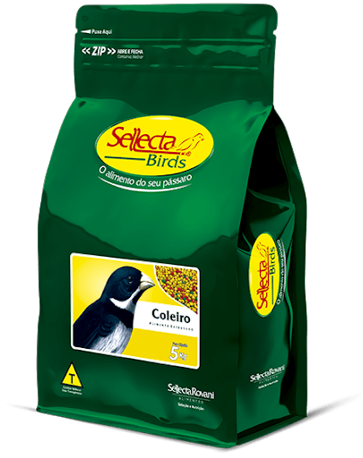 SELLECTA - EXTRUSADO COLEIRO 5KG