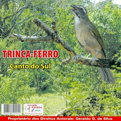 CD - Trinca Ferro