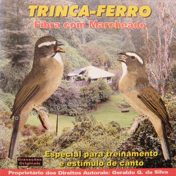 CD - Trinca Ferro Marcheado