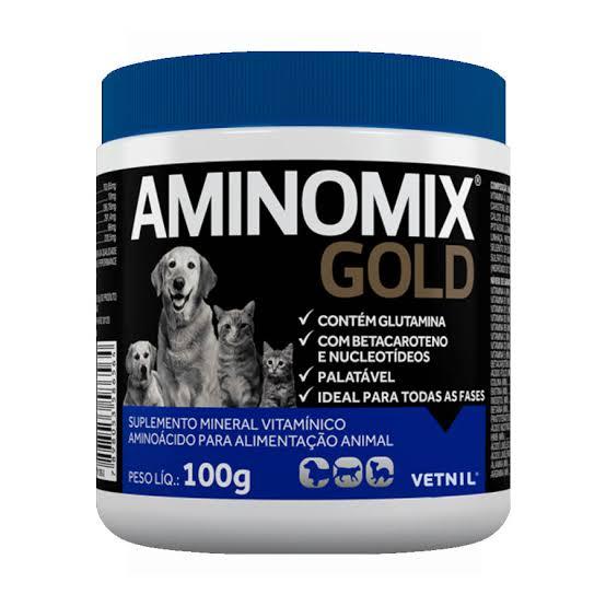 VETNIL - AMINOMIX GOLD 100G