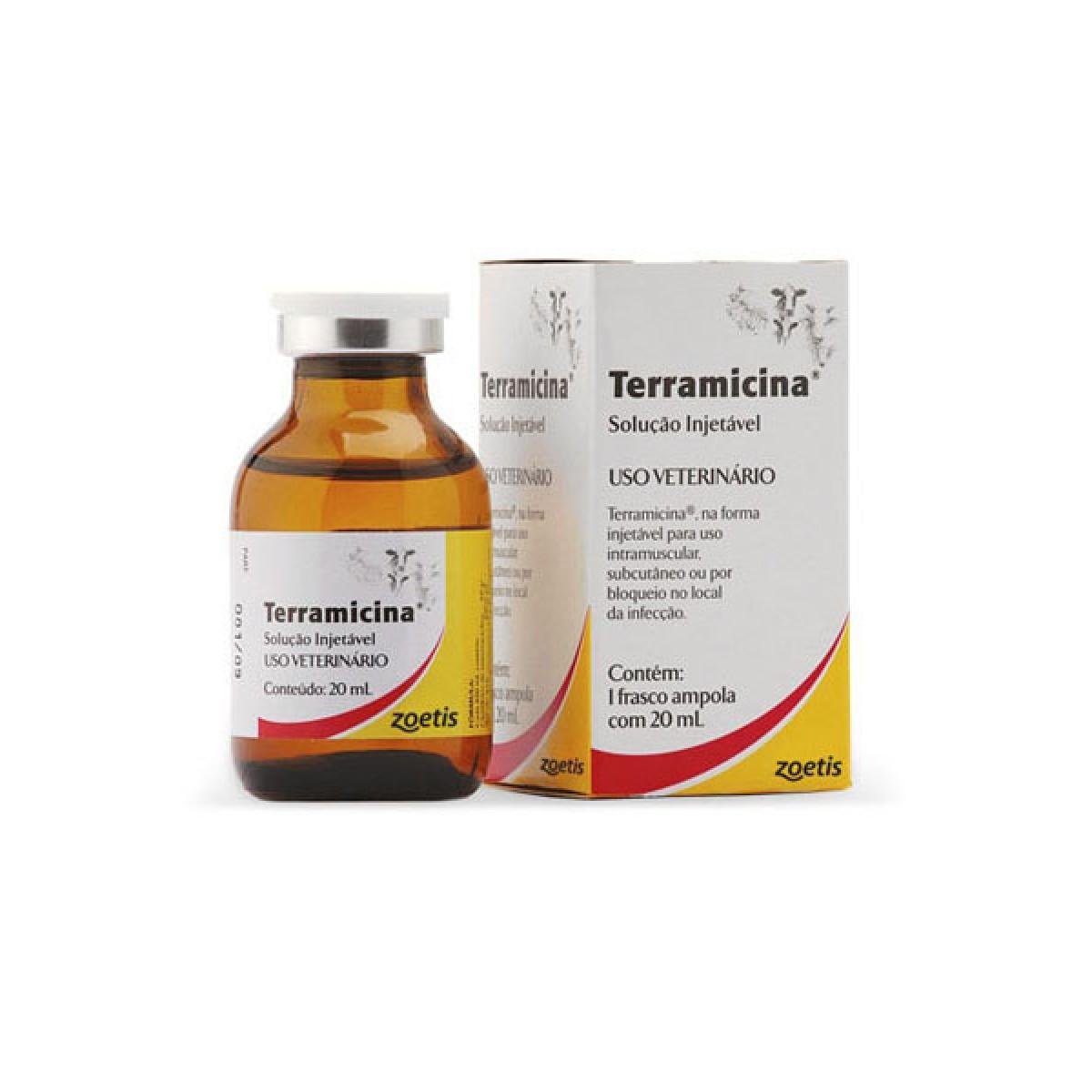 Zoetis - Terramicina LA 20ML