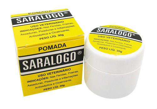 Pomada Cicatrizante Saralogo - 30g