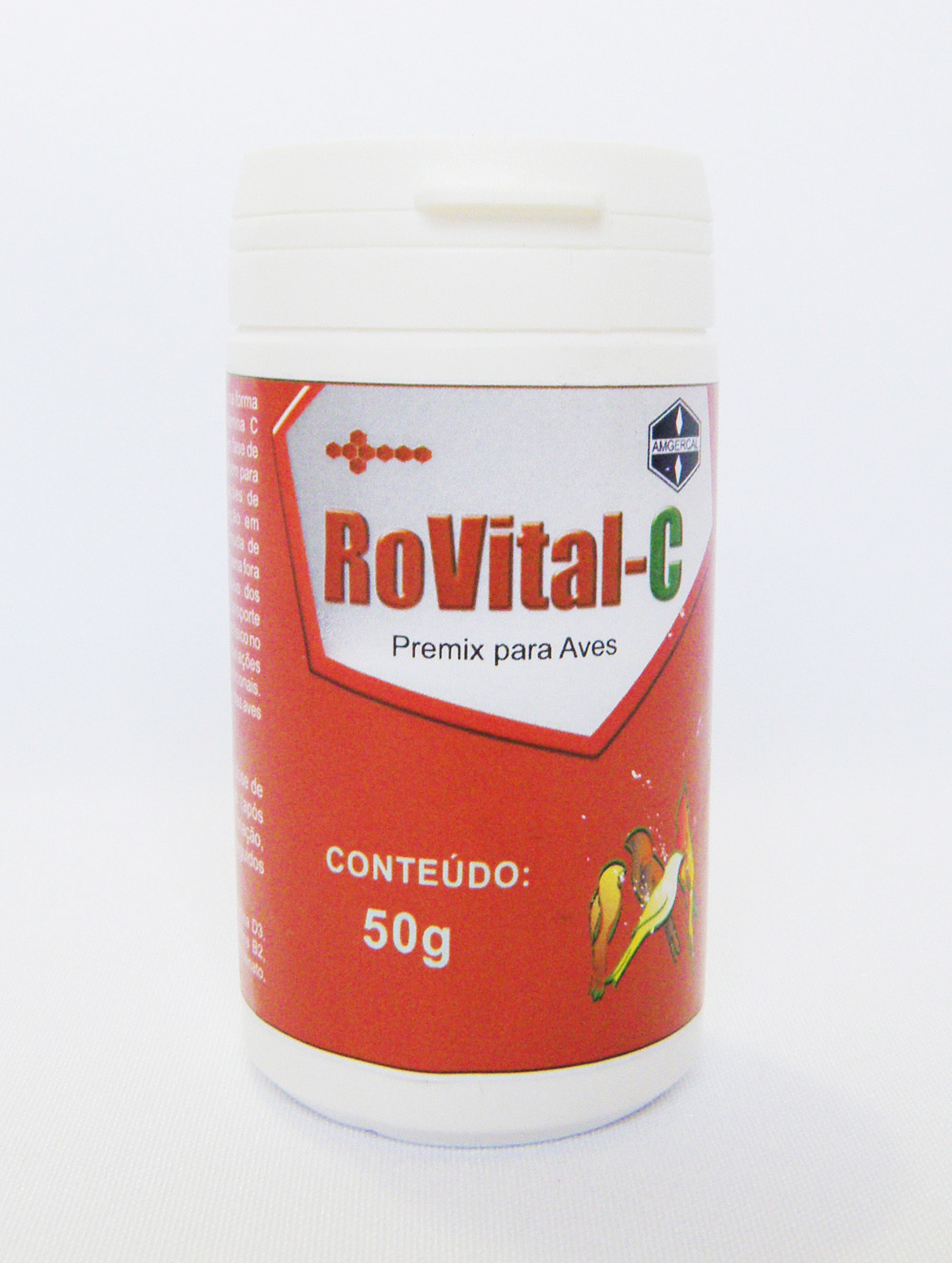 Amgercal - Rovital-C 50g
