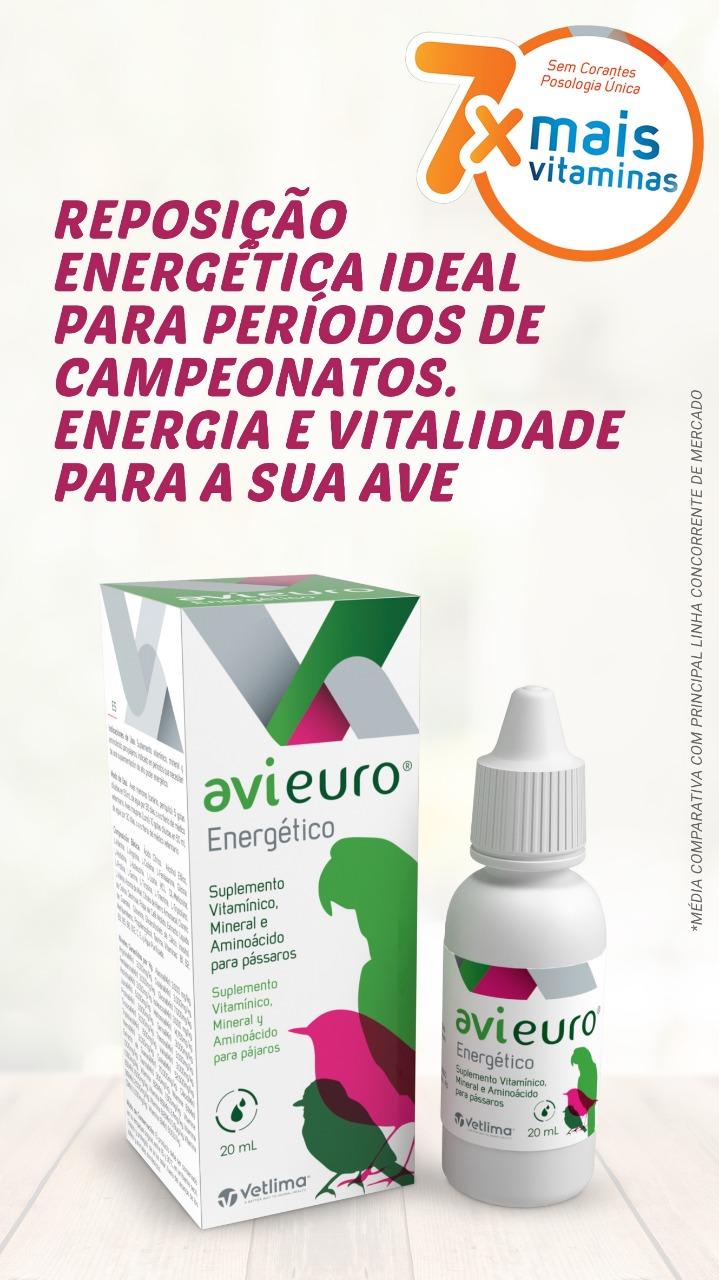 Avieuro - Energético 20ML