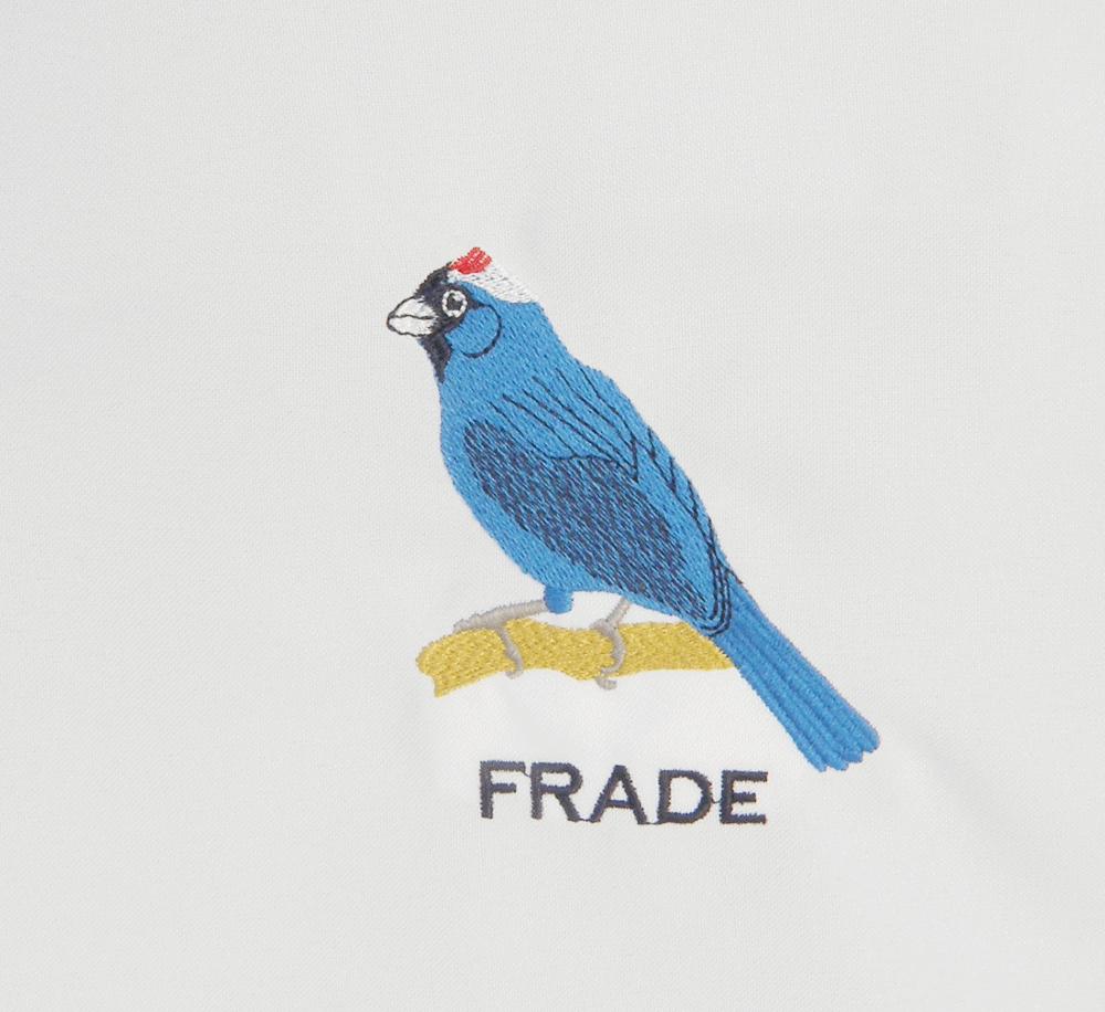 Capa N°5 Bordado Frade