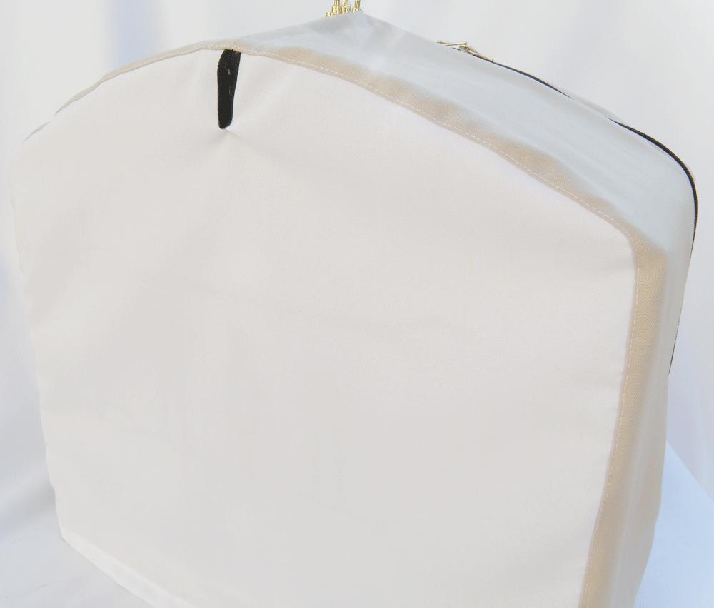 Capa Trinca Ferro - Cinza Sem Tela