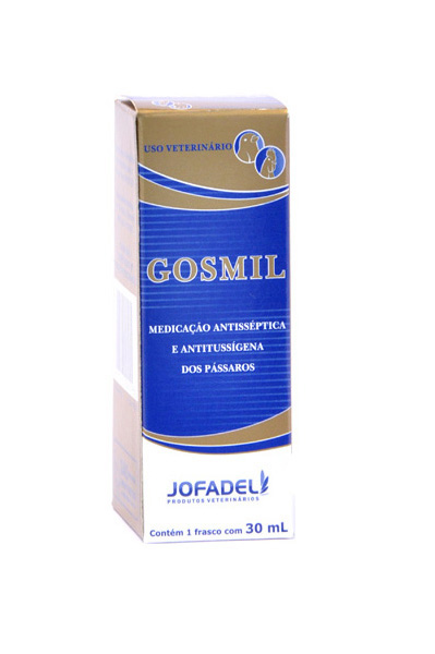 Jofadel - Gosmil Liquido 30 ML