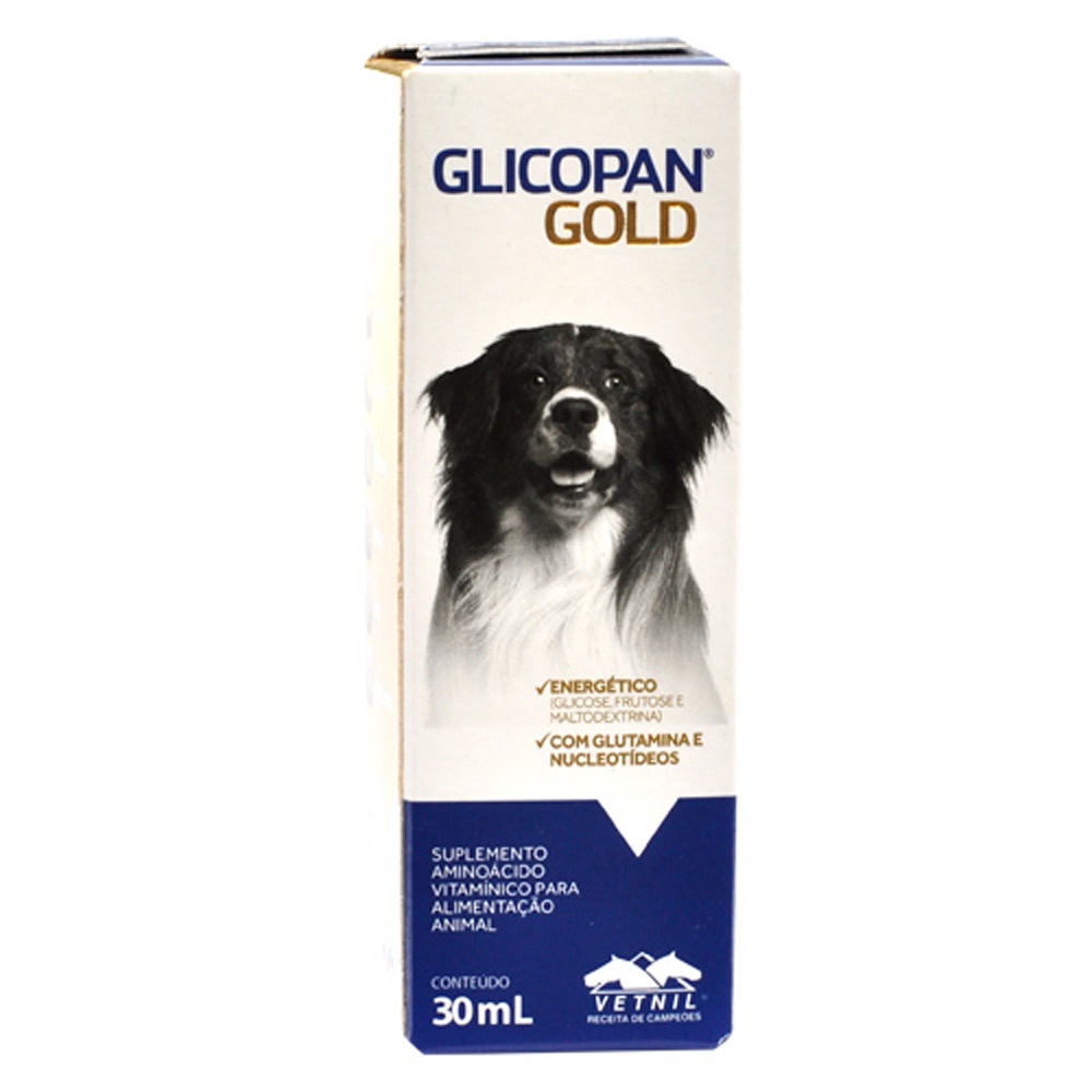 Vetnil - Glicopan Gold 250 mL