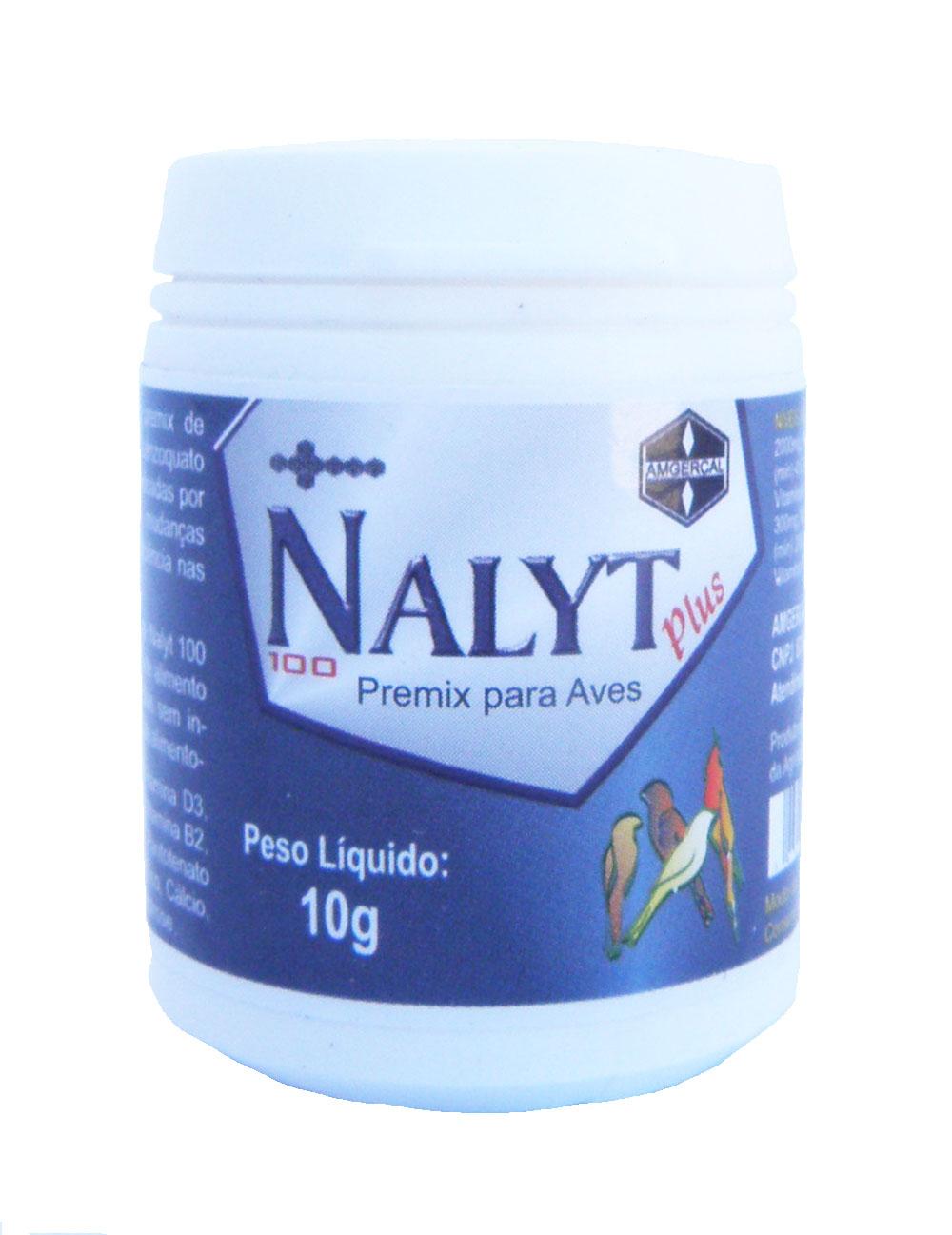 Amgercal - Nalyt 100 Plus - 10G