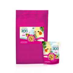 MEGAZOO - MIX CALOPSITA TROPICAL 500G