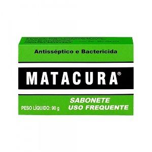 Sabonete Antisséptico Matacura90G