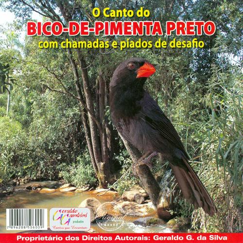 CD - Bico De Pimenta Preto
