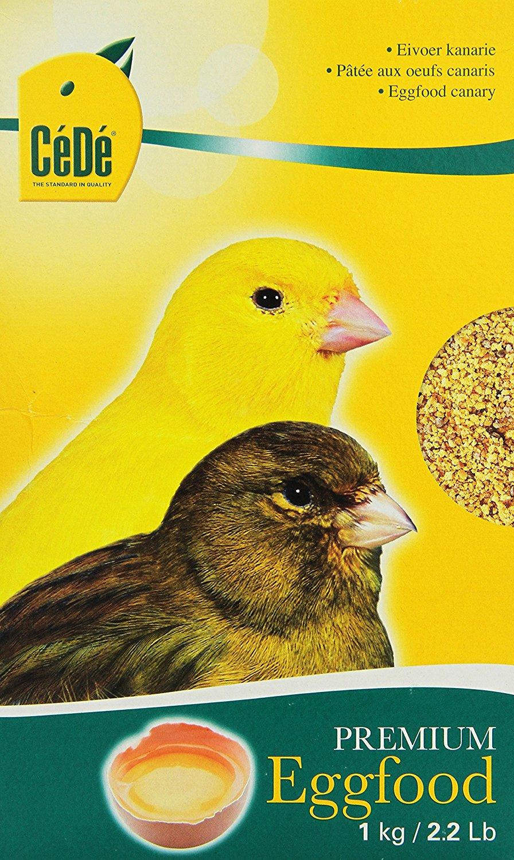 Cédé Farinhada Eggfoos Canarie (Canários) - 1KG