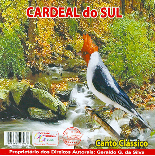 CD - Cardeal Do Sul