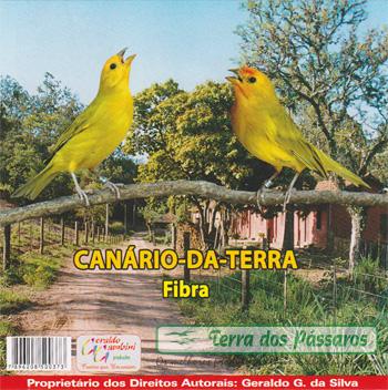 CD - Canário Da Terra Fibra