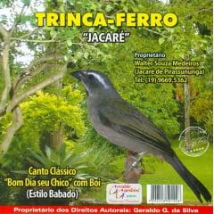 CD - Trinca Ferro Jacaré