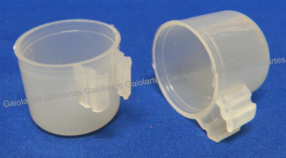 Porta Vitamina Redondo - IF 13 - 12 unidades
