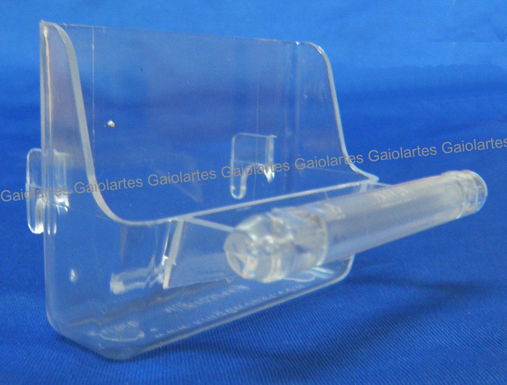 Comedouro Pequeno - Cristal KB - 12 unidades