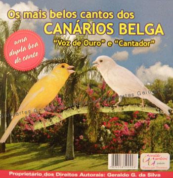 CD - Canário Belga