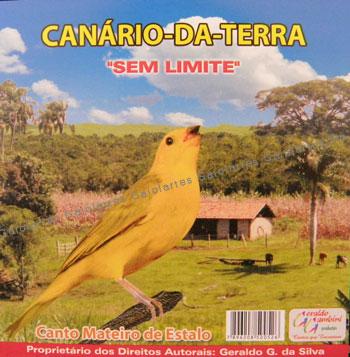 CD - Canário Da Terra Sem Limite
