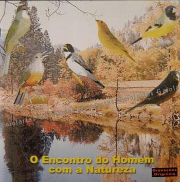 CD - COLETÂNEA ENCONTRO DO HOMEM COM A NATUREZA - VOLUME I