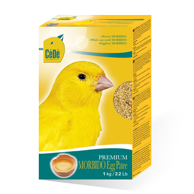 Cédé - Farinhada Eggfood Mórbido 1KG - Val 04062020
