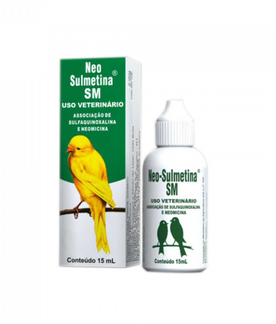 Neo Sulmetina - 15 ml
