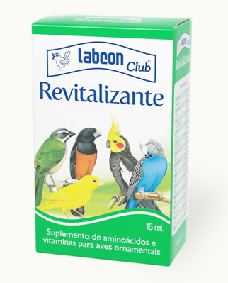 Alcon - Labcon Club Revitalizante - 15ml