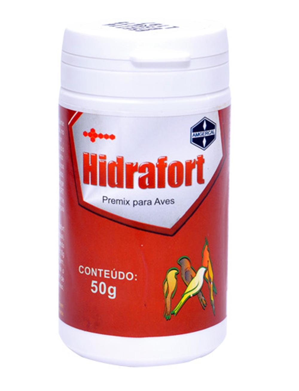 Amgercal - Hidrafort - 50 gramas