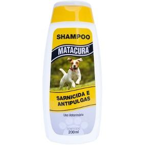 Shampoo Sarnicida Matacura 200ML